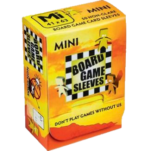 Board Game Sleeves Mini Non Glare
