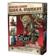 Zombicide Green Horde Special Guest Box: Sean Murray
