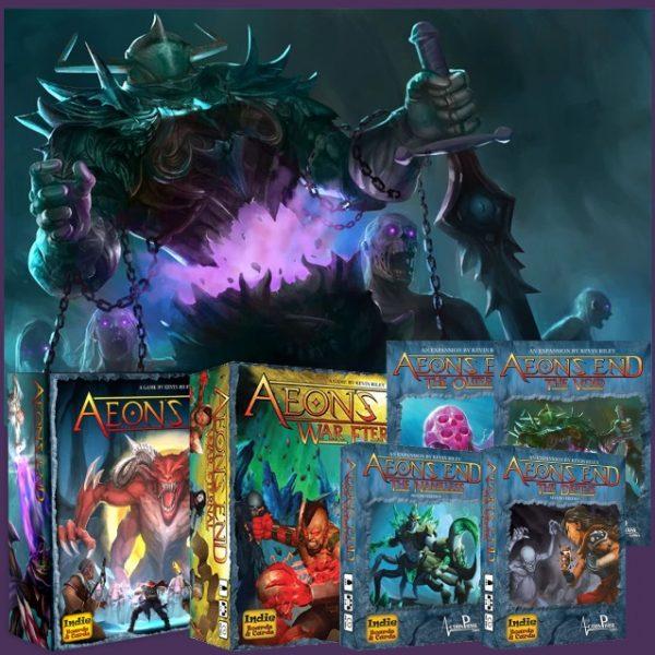 Aeons End Complete Collection Bundle