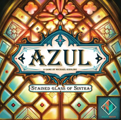 Azul Stained Glass of Syntra