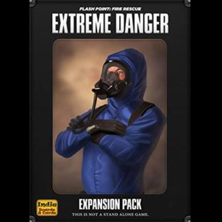Flash Point: Extreme Danger