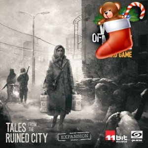 Tales of the Ruined City