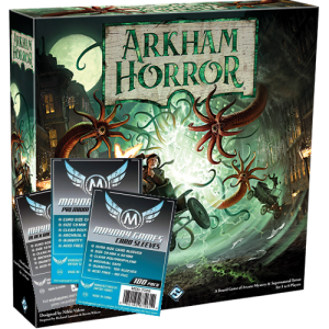 arkham horror 3th