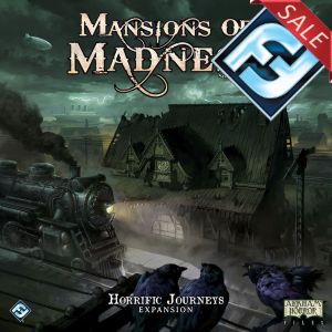 Mansions of Madness 2nd edition: Horrific Journeys