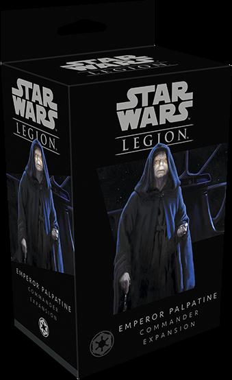 Star Wars Legion: Emperor Palpatine