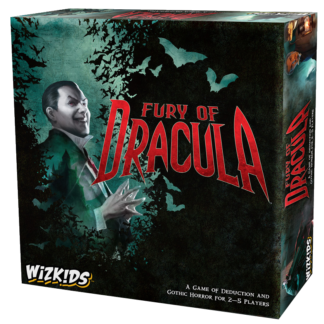 Fury of Dracula Wizkids