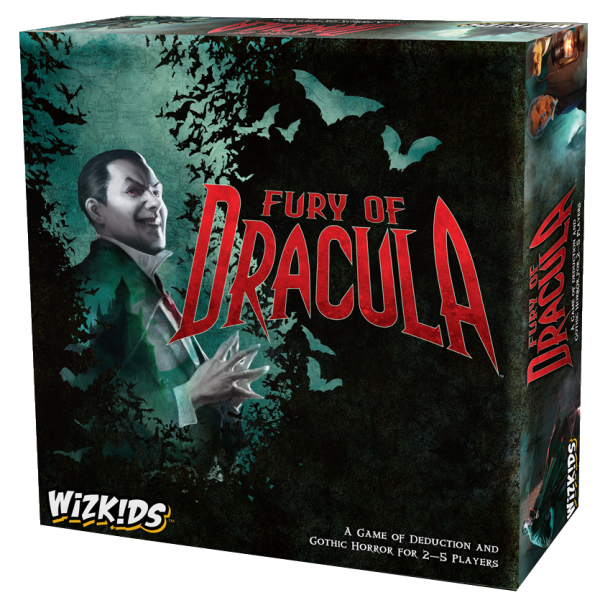Fury of Dracula Wizkids