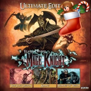 Mage Knight Ultimate Edition Kerst Sale
