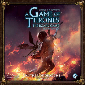 Game of Thrones Bordspel: Mother of Dragons (NL)