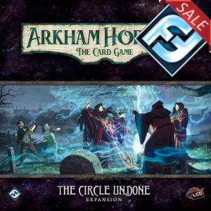 the circle undone
