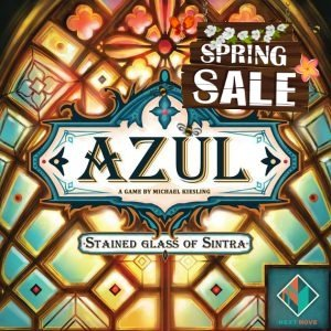 Azul Stained Glass