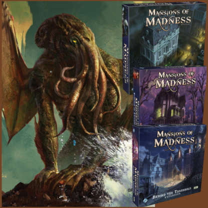 Mansions of Madness Expansions Bundle