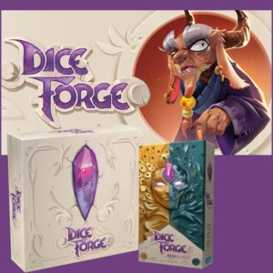Dice Forge Rebellion Bundle