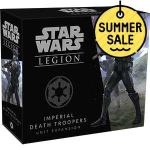 Star Wars Legion Death Troopers Expansion