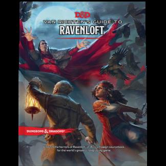 Van Richten Guide to Ravenloft Normal Edition