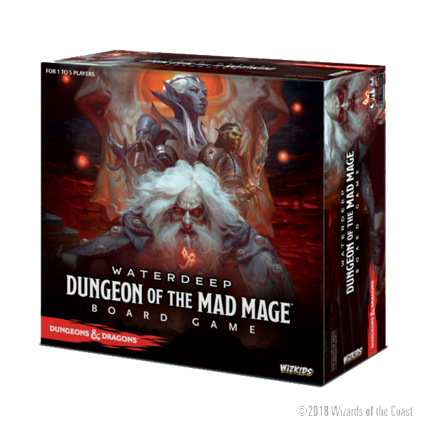 Waterdeep: Dungeon of the Mad Mage Boardgame