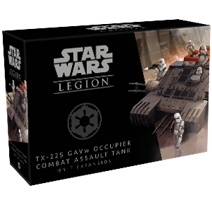 Star Wars Legion: TX-225 GAVw Occupier Tank