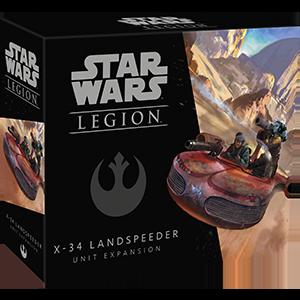 Legion X34 Landspeeder