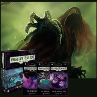 Arkham Horror LCG The Circle Undone Bundle