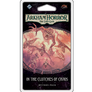 Arkham Horror LCG In the Clutches of Chaos