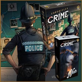 Chronicles of Crime Bundle