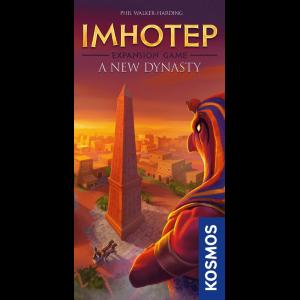Imhotep een nieuwe dynastie
