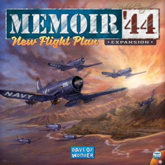 Memoir 44 New Flight Plan Expansion