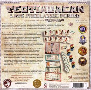 Teaotihuacan Late preclassic period