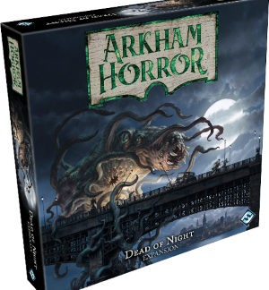 arkham horror 3th edition Dead of Night