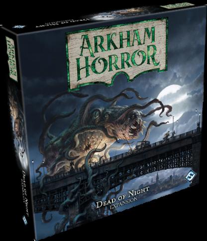 arkham horror 3th edition Dead of Night