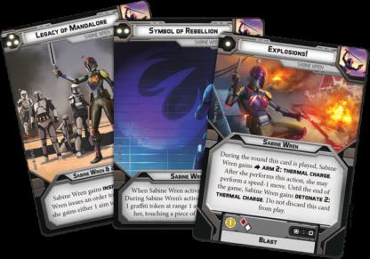 Star Wars Legion: Sabine Wren Operative Expansion