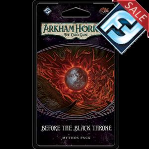Arkham Horror LCG Before the Black Throne