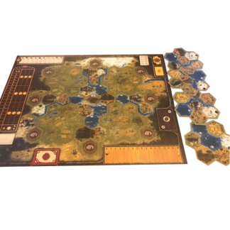 Modular Board Scythe
