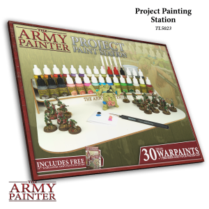 Paint Station Army Painter