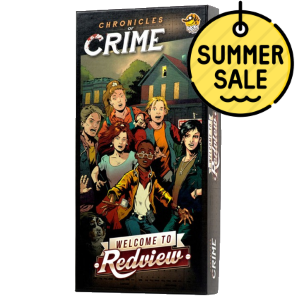Welcome to review chronicles of crime
