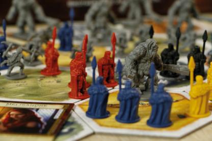 A Game of Thrones Catan NL