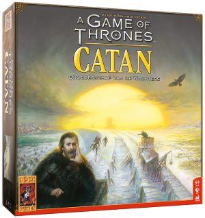 A Game of Thrones Catan NL