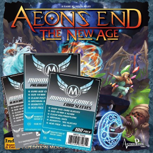 Aeon's End The New Age Sleeve pack
