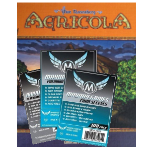 Agricola Sleeve pack