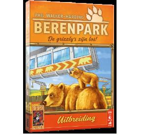 Berenpark De Grizzly's zijn los!