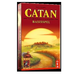 Catan Uitbreiding 5-6 spelers