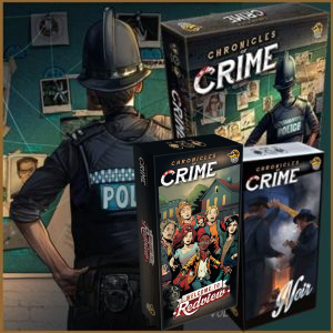 Chronicles of Crime Collection Bundle