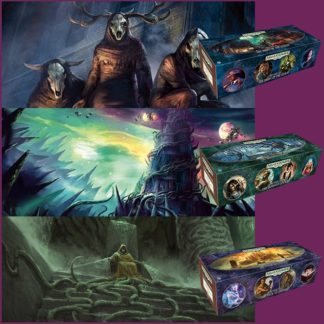 Arkham Horror LCG Return Bundle
