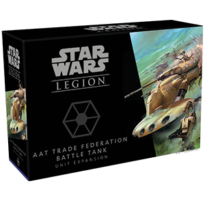 Star Wars Legion: AAT Trade Federation Battle Tank