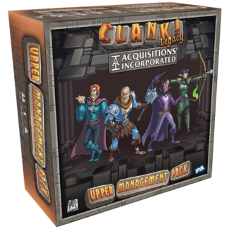 Clank! Legacy Upper Management Pack