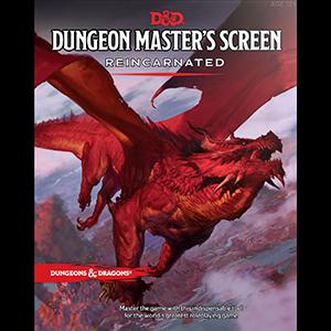 Dungeon Master Screen Reincarnated