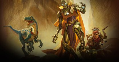 D&D 5.0 Eberron: Rising from the Last War