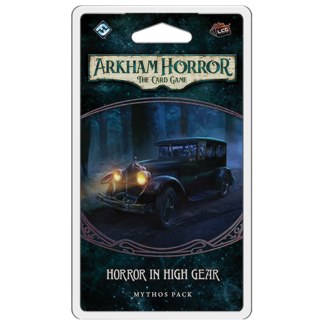 Arkham Horror Horror in High Gear