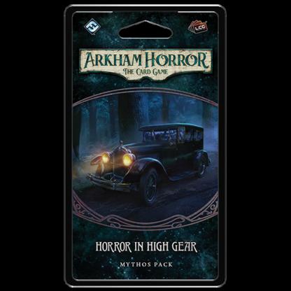 Arkham Horror Horror in High Gear