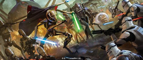 Legion Clone Wars